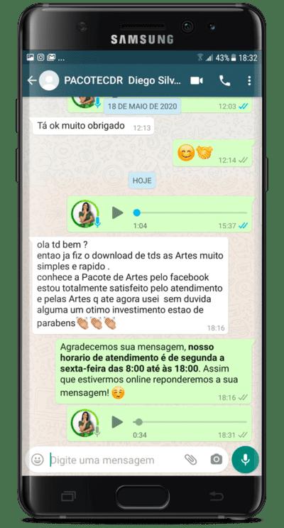 Depoimento Diego Silva Araújo
