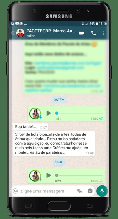 Depoimento Marco Aurélio Borges De Souza