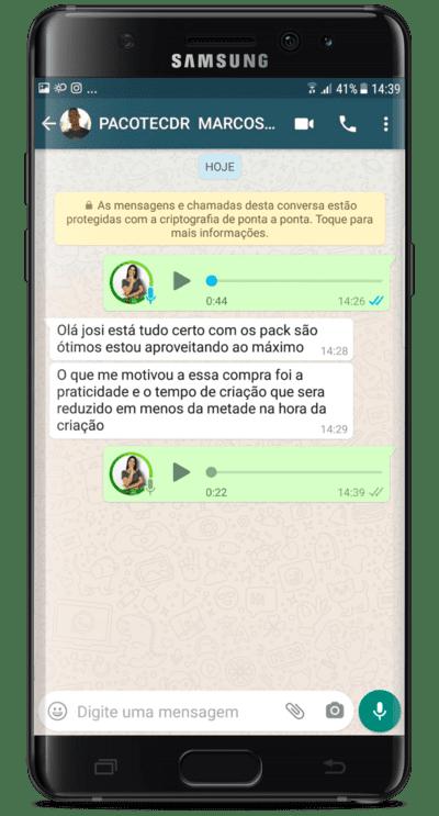 Depoimento Marcos Vinicius Da Silva Santos