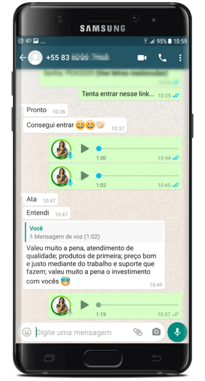 Depoimento Mateus Rodrigues